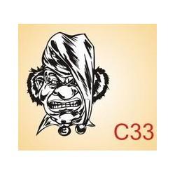 0033 Klaun