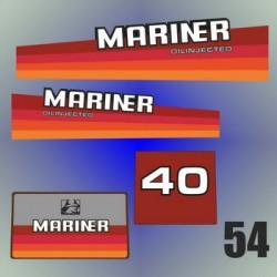 054 MERCURY MARINER 40 hp