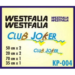 KP-004 Westfalia Club Joker