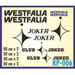 KP-006 Westfalia Club Joker