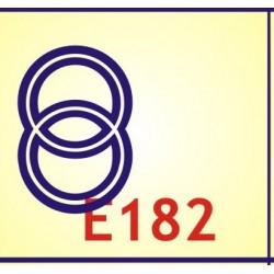 0182 Loga Gilera