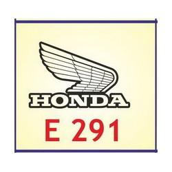 0291 Loga Honda