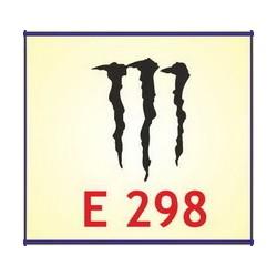 0298 Loga Monster Energy