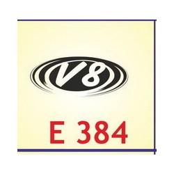 0384 Loga V8