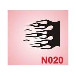 0020 Płomienie