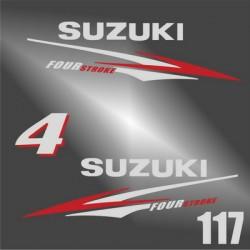 0117  SUZUKI Four Stroke 4