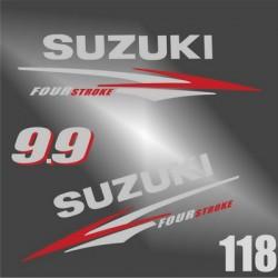 0118  SUZUKI Four Stroke 9.9