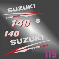 0119  SUZUKI Four Stroke 140