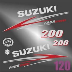 0120  SUZUKI Four Stroke 200