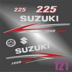0121  SUZUKI Four Stroke 225