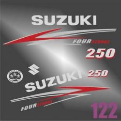 0122 SUZUKI Four Stroke 250