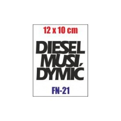 Diesel Musi Dymieć