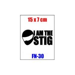 I Am The Stig